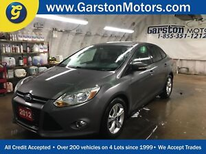 2012 Ford Focus SE*MICROSOFT SYNC PHONE CONNECT*HEATED FRONT SEA