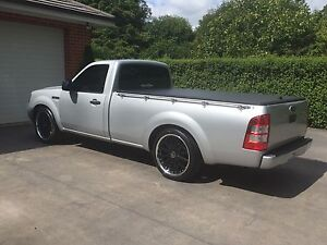 2007 Ford Ranger Turbo Diesel Intercooled - Single Cab - Mint Cond Coogee Eastern Suburbs Preview