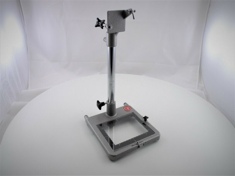 Paillard Bolex 8 mm Titler Stand Set w/ Original Box - NO Camera