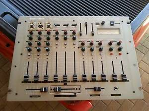 RADIO SHACK PSM 8080 DJ MIXER Port Kennedy Rockingham Area Preview