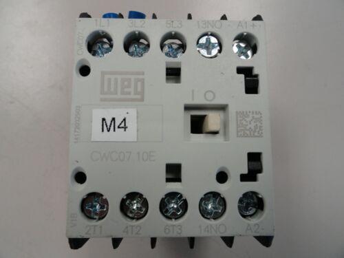 Weg CWC07.10E Contactor