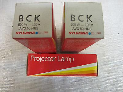 Sylvania Bck Projector Bulb 3 Pcs