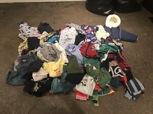 Huge lot of boy clothes 24 months
