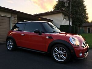 2012 MINI Cooper - Not Winter Driven