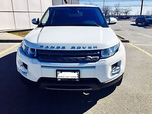 Range Rover Evoque Pure Plus (LOW KM)