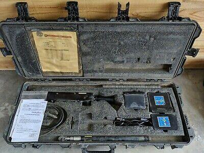 De Stearns 1020 Holiday Detector 30000v Coatingpitting Inspection Spy