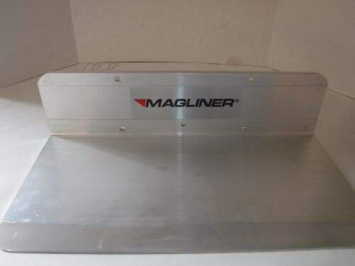 """NEW Solid Aluminum Magliner Hand Truck Nose plate 18"""" x 9""""(P)"""