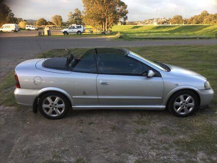 Swap Holden astra convertible