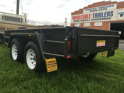 Offroad Tandem Trailer Proudly Australian made! Thomastown Whittlesea Area Preview