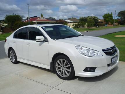 2010 SUBARU LIBERTY - Automatic Willetton Canning Area Preview