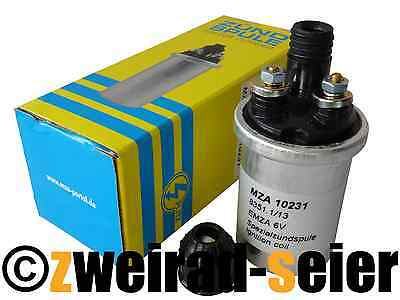 MZ Zündspule 12V Elektronik BZM kurz für Simson S50 S51 S70 SR50 SR80 KR51 SR4-