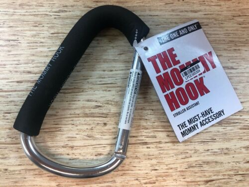 The Mommy Hook Stroller Accessory Clip. New