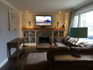 Beautifully Renovated  3 Bedroom for Rent