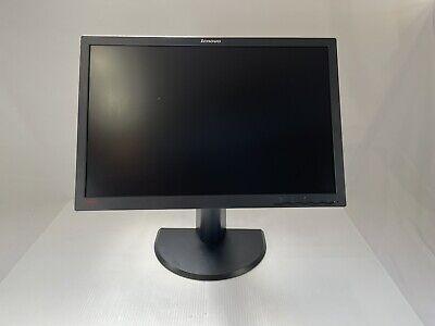 "Lenovo LT2452PWC 24"" Widescreen LCD Monitor (Includes VGA And Power Cord)"