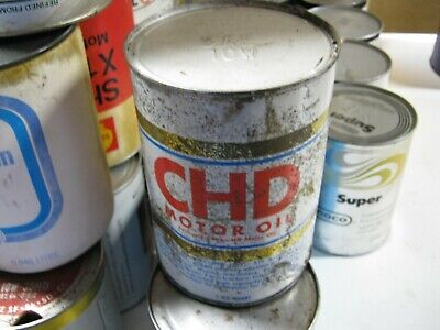 VINTAGE OIL CAN COLLECTION SELL OUT FREE SHIPPING CHD