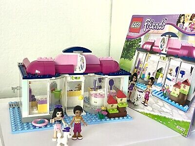 "LEGO Friends #41007 ""Heartlake Pet Salon"" - 100% Complete with Manual"