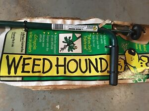 WEED HOUND WEED REMOVER