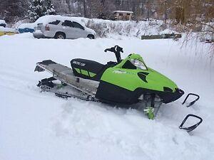 2011 Arctic Cat Sno Pro LTD 153
