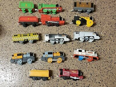 TOMY Trackmaster Thomas & Friends Train Lot Diesel 10 Toby Henry (UNTESTED)