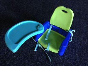 Swing Tray Booster Seat Cooroy Noosa Area Preview