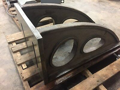 Heavy Duty Angle Plate Cast Iron Slotted