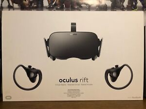 Oculus Rift Virtual Reality & Touch Controllers
