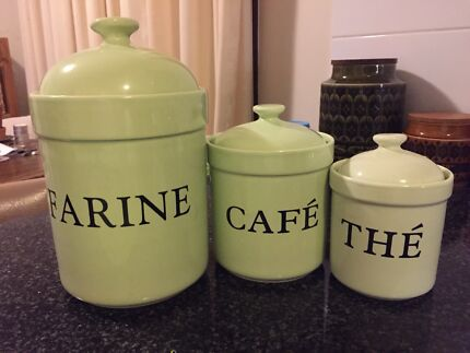 Vintage storage container Other Kitchen Dining Gumtree