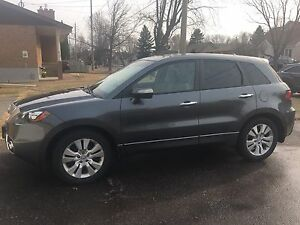 2011 Acura RDX Technology Package with Navigation