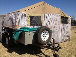 Off road camper trailer Goombungee Toowoomba Surrounds Preview