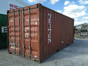 Used & New Shipping Containers at Halfway Creek Wells Crossing Clarence Valley Preview