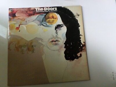 The Doors - Weird Scenes Inside the Gold Mine Vinyl LP Record Album for sale  Shipping to Canada