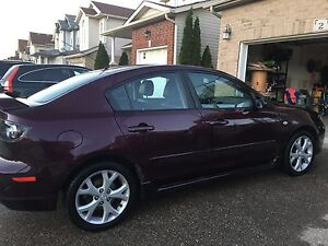 2007 Mazda 3 GT Fully Loaded Kitchener / Waterloo Kitchener Area image 4