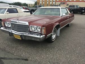 CHRYSLER NEW YORKER 2PTS  440