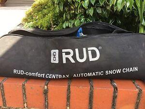 RUD snow chains Mount Stuart Hobart City Preview