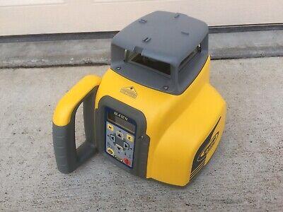 Spectra Precision Gl412n Single Slope Grade Laser Level With Hl760 Receiver