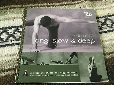 Bryan Kest�s long slow and deep-a 90 minute complete workout