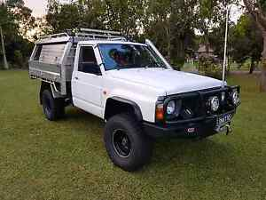 1998 Nissan Patrol GQ  coil cab LS3 Ninderry Maroochydore Area Preview