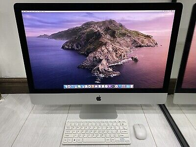 "Apple iMac 27"" 5K Retina 2015 - 2TB Fusion 32GB Ram 4GHz Core i7 - AMD M395 2GB"