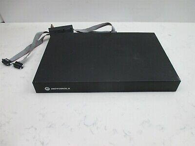 Motorola B1911a Ip Dispatch Console Control Vpr3mmc Transtector Protection