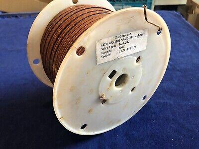 750 K-type Thermocouple Wire Geocorp K20-2-g