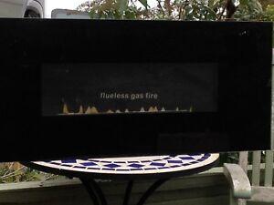 Wall Hung Flueless Gas Fire