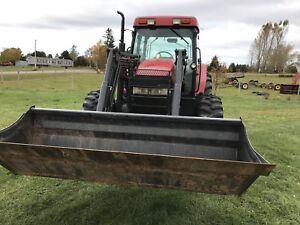 Mx100c  case tractor   100 h p
