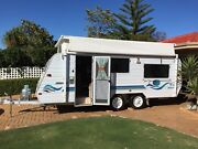 Jayco freedom Ocean Reef Joondalup Area Preview