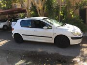 Peugeot 307 hatchback Perth Perth City Area Preview