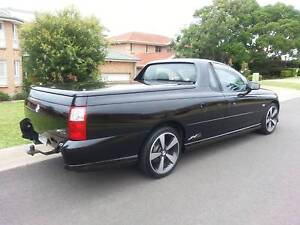 2007 Holden Commodore Ute Shellharbour Shellharbour Area Preview
