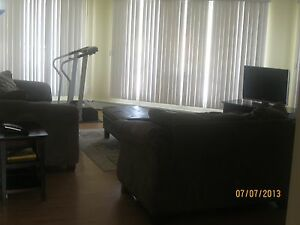 Fully Furnished Large 2 Bedroom second Floor Apartment