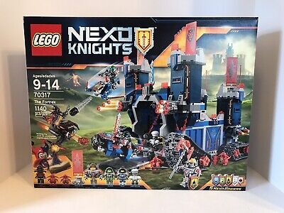 Lego Nexo Knights 70317 THE FORTREX New Factory Sealed Set
