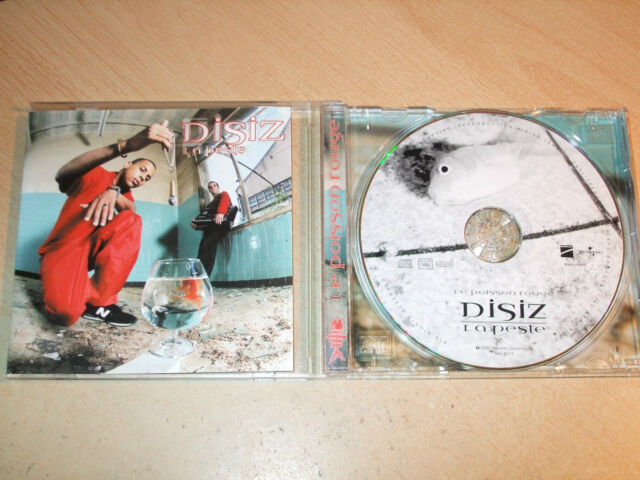 Disiz la Peste - Poisson Rouge (CD) 20 Tracks - Mint/New - Fast Postage