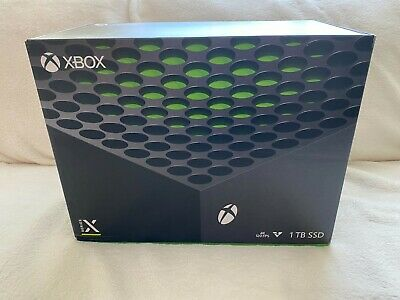 Microsoft Xbox Series X 1 TB Video Game Console - Black - BRAND NEW - SHIPS NOW