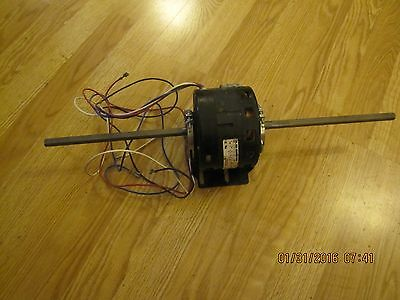 Ao Smith F42f20a01 110 Hp Double Shaft Electric Motor 115 Volt 1625 Rpm